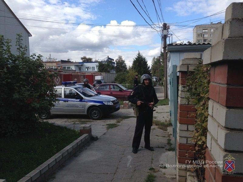 Полицейские поймали вора-домушника во время грабежа