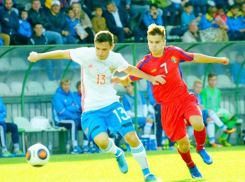 Сборная России U-17 победила Боснию и Герцеговину