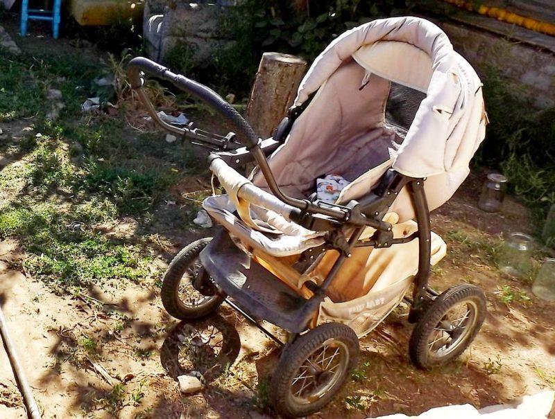 В Волгограде задержан похититель детской коляски