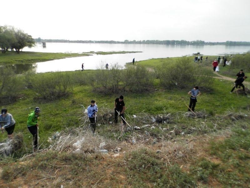 В Волгоградской области стартовала экологическая акция «Планете – наша помощь»