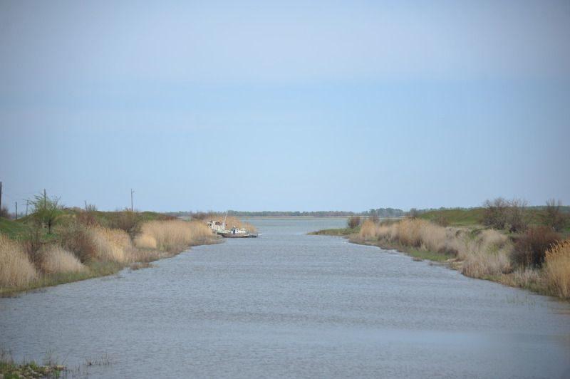 В Николаевском районе укрепят берег Волгоградского водохранилища