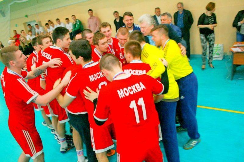 Волгоградский «Каустик» проиграл третий матч подряд