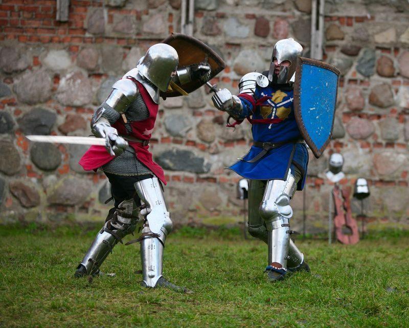Рыцари страны соберутся на средневековый бой в Волгограде