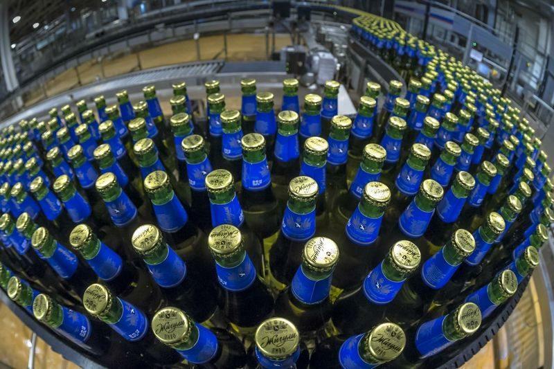 Герб Волжского не будут наносить на пиво