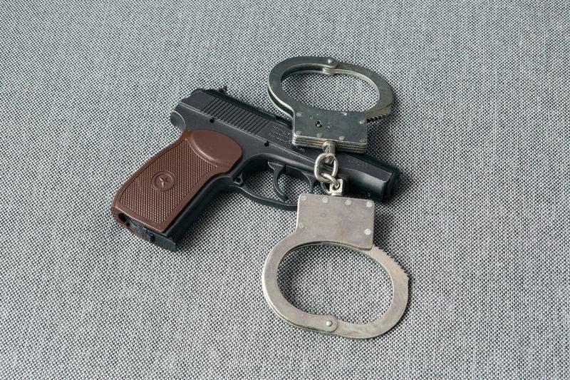 В России ликвидировали банду торговцев оружием