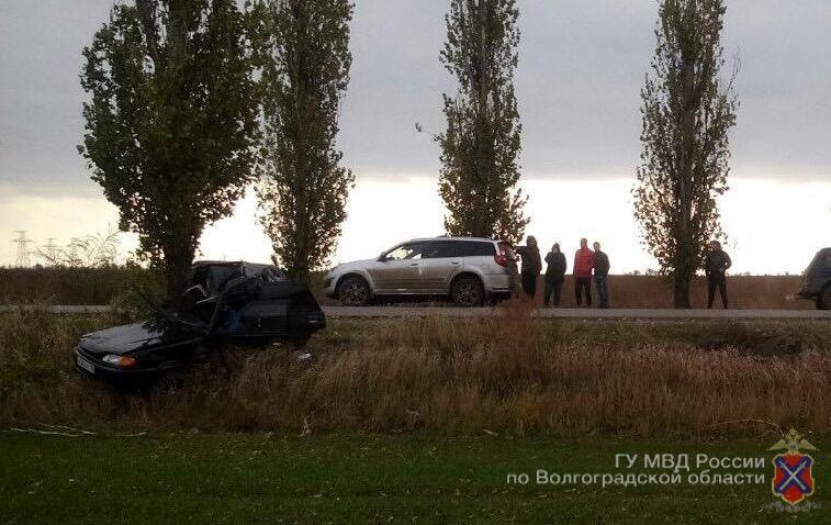 Молодой водитель погиб от столкновения с деревом