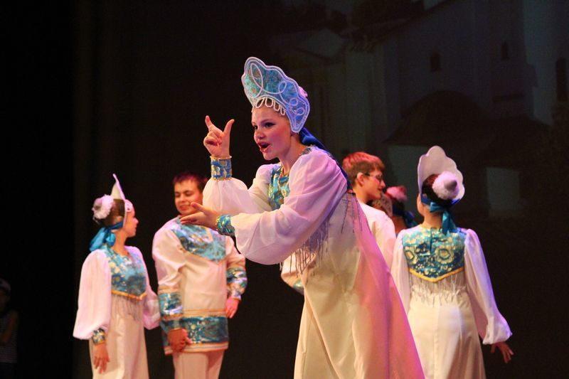 В Волгограде открылся всероссийский фестиваль жестовой песни