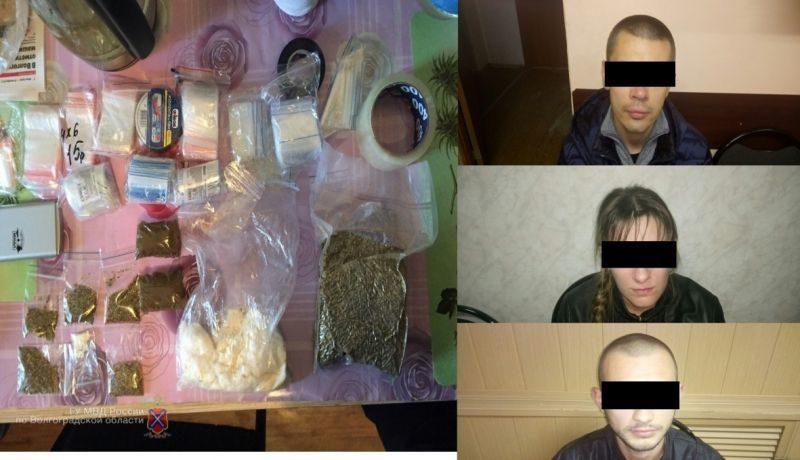 Трое наркосбытчиков могут надолго поплатиться свободой