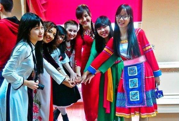 Международный день студентов отметят этнодефиле