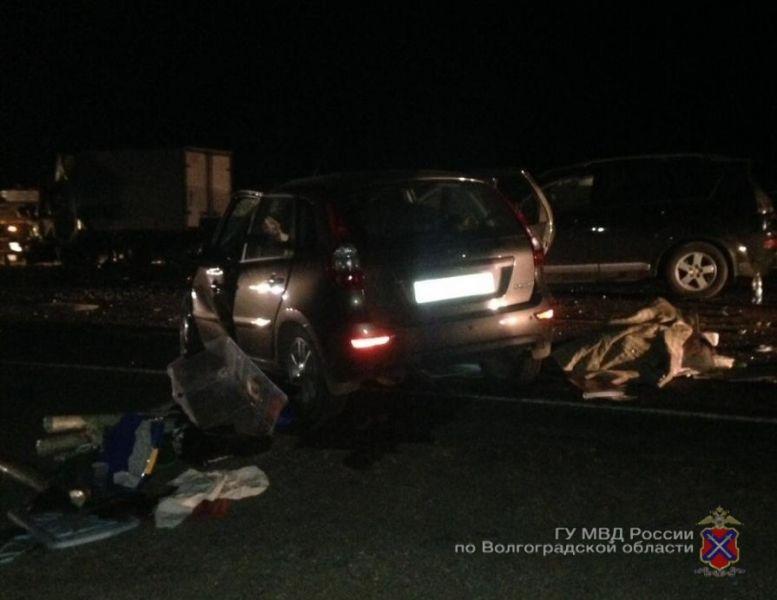 Двойное ДТП унесло жизнь водителя и отправило двух пассажиров на больничные койки
