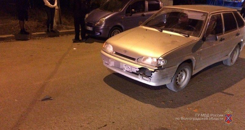 «Четырнадцатая» сбила ребёнка на пешеходном переходе