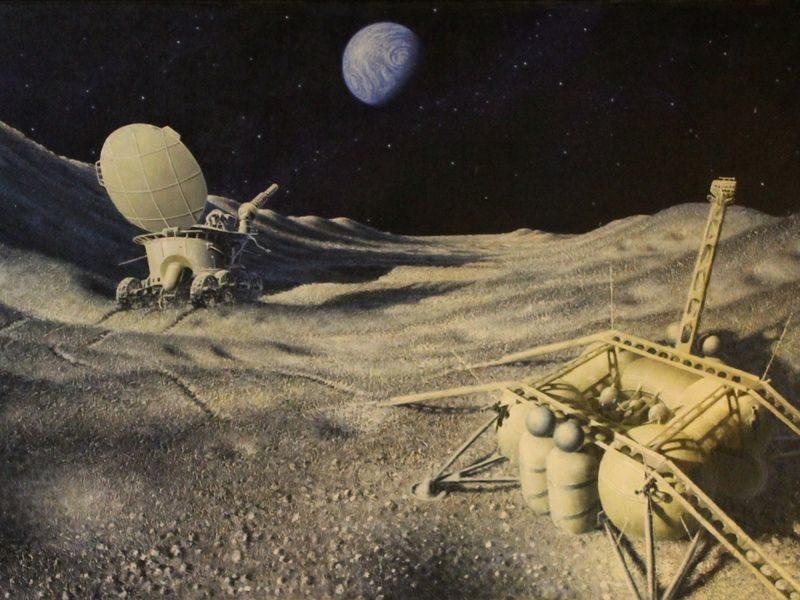 Радиолокатор превратится в планетарий