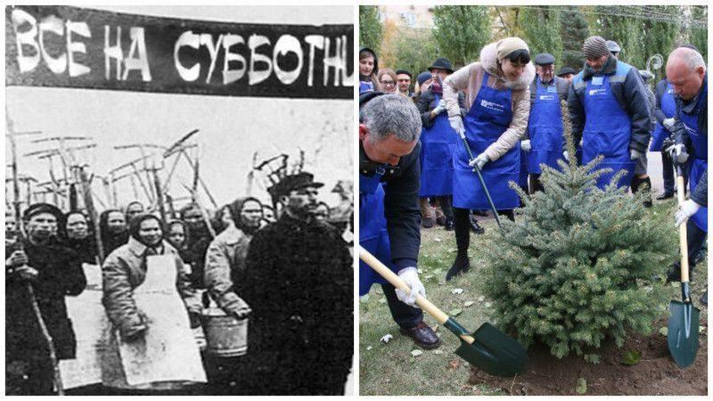 Мэрия Волгограда: настоящий субботник может быть только в четверг