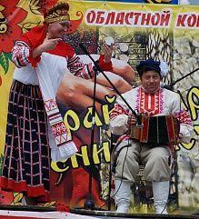 В Волгограде соберутся гармонисты, частушечники и плясуны