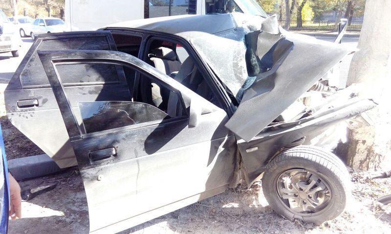 В районе Мамаева Кургана произошло страшное ДТП, есть пострадавшие