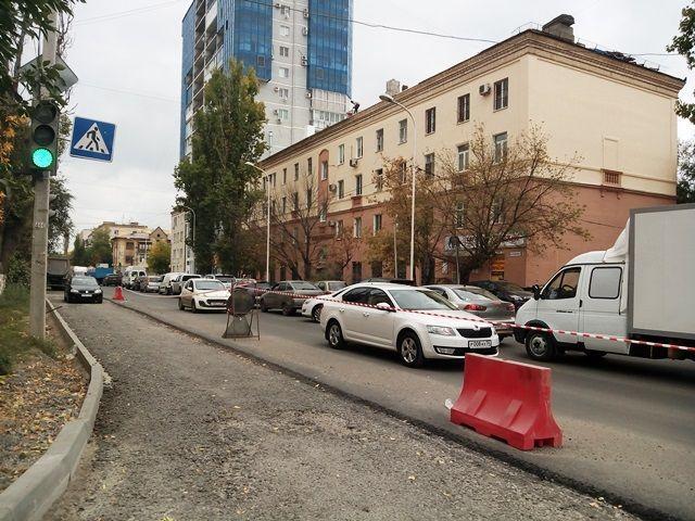 В Волгограде в ближайшее время откроют для проезда улицу Козловскую