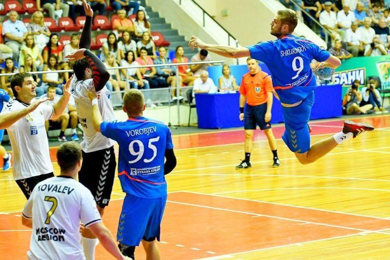 «Каустик» обыграл клуб из Уфы в Кубке России
