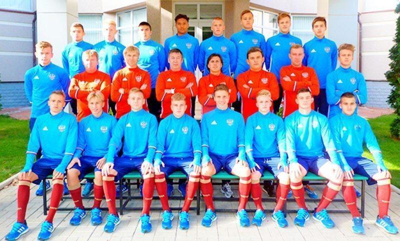 Сборная России U-17 стартовала с победы в Индии