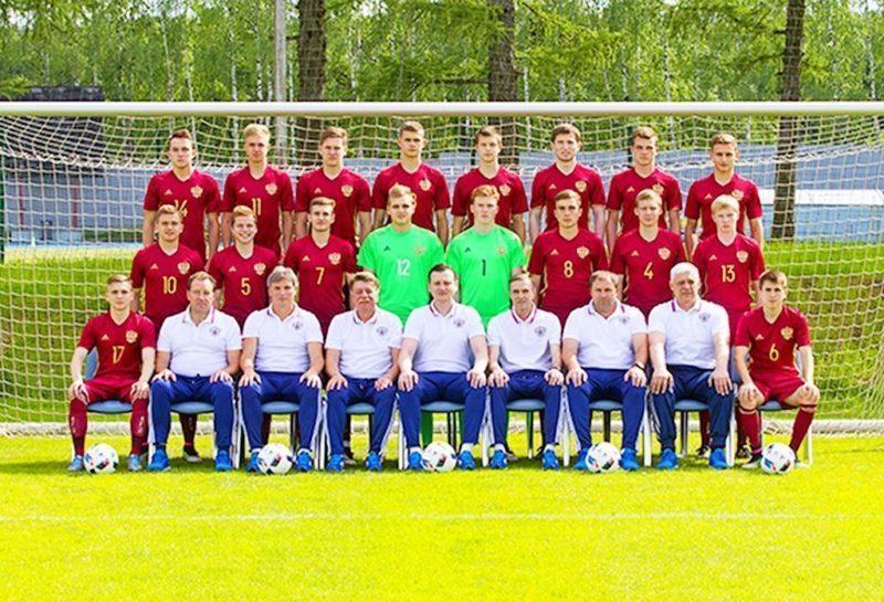 Сборная России U-19 не смогла обыграть Бельгию