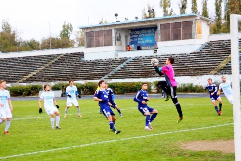 Дублеры «Ротора» проиграли молодежной команде воронежского «Факела»