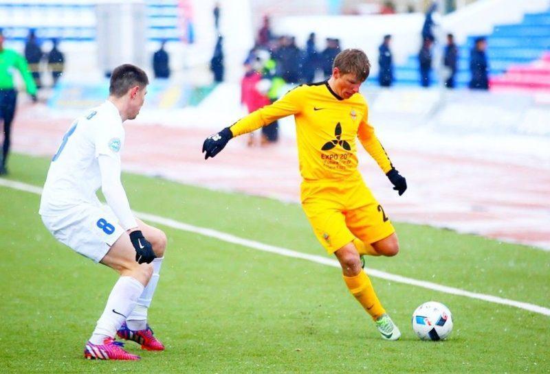 Аршавин намерен завершить карьеру в Казахстане