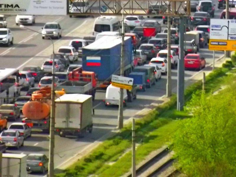 В Волгограде закроют улицу Козловская