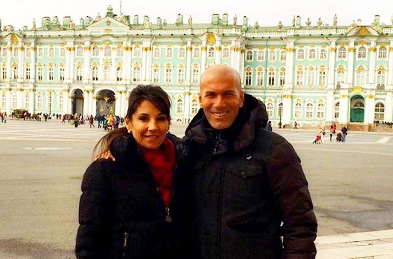 Зидан стал послом питерского гостеприимства