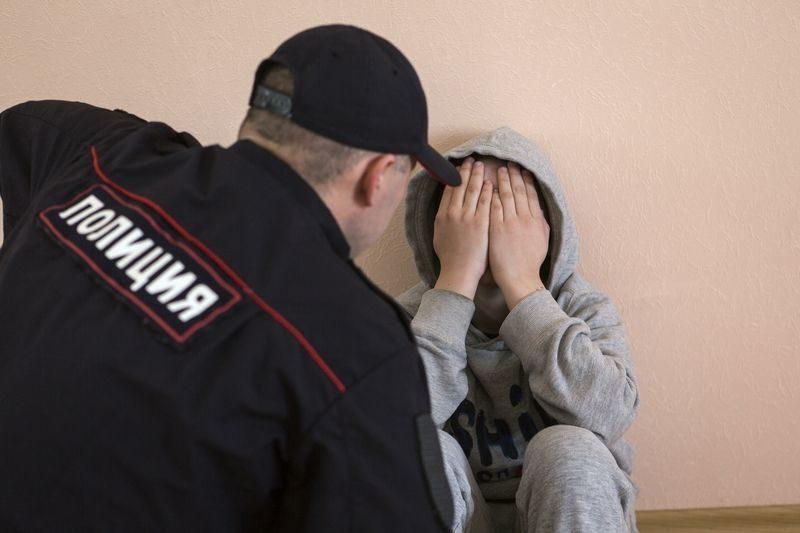 Полицейские всю ночь искали пропавшего мальчика