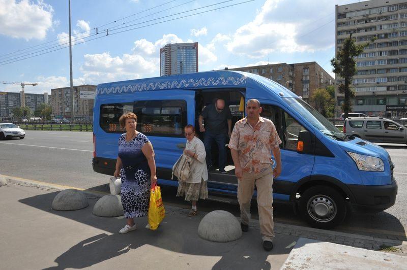 В Волжском ликвидируют нелегальные маршрутки