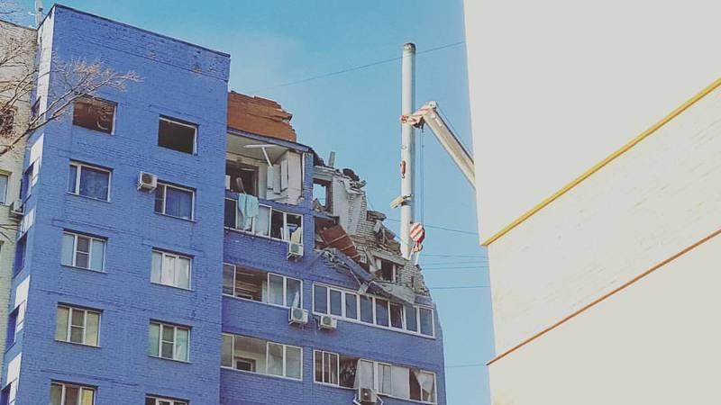 Число погибших от взрыва в Рязани увеличилось до семи человек