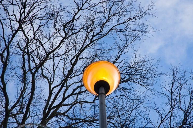 Городские чиновники оставили жителей Ангарского без уличного освещения