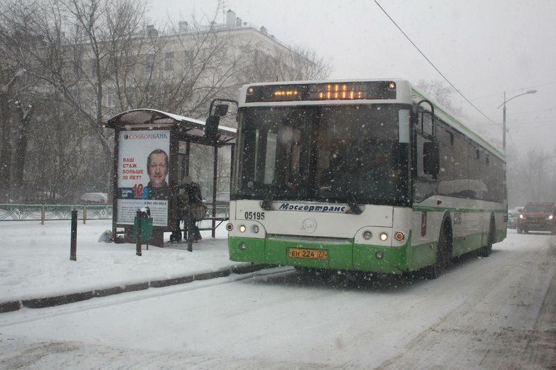 В Москве в салоне автобуса нашли самопальное взрывное устройство