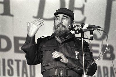 Кубинский революционер Фидель Кастро ушёл из жизни