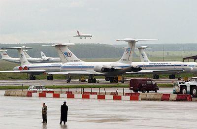 Лайнер Emirates совершил экстренную посадку в московском аэропорту