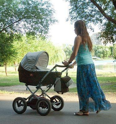 Волгоградки, родившие первенца, получат 25 тысяч рублей