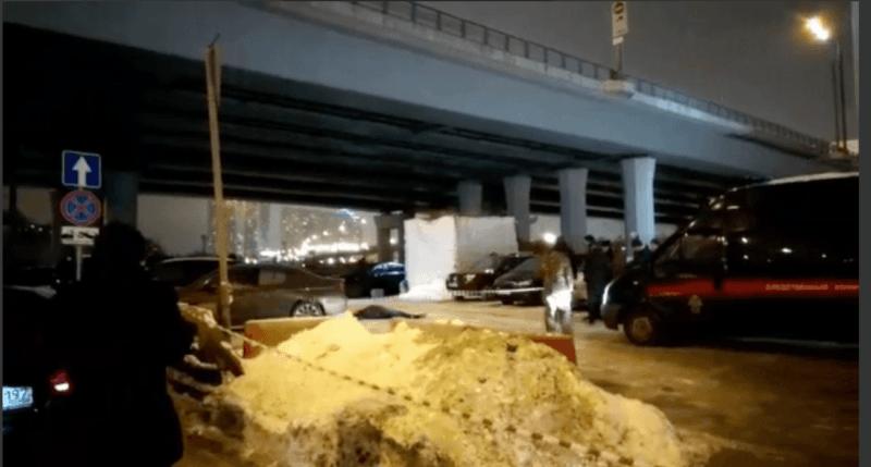 Убийство в столице: 49 гильз на месте преступления