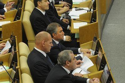 Депутаты хотят больше помощников с большей зарплатой