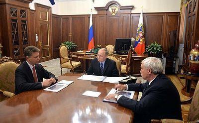 Российская экономика стабилизируется, считает Путин