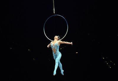 Артистка цирка du Soleil разбилась во время выступления