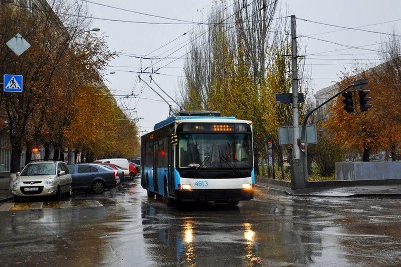 В Волгограде троллейбусы №12 будут ходить до Спартановки