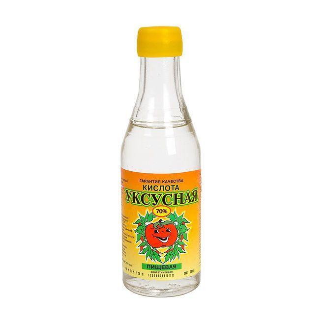 Под Волгоградом полуторагодовалый ребенок выпил уксусную кислоту
