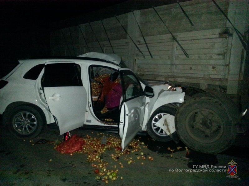 Ошибка водителя стоила жизни двух человек