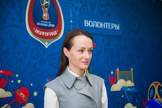 Волгоградцы запустили в соцсетях флешмоб в поддержку спортсменки Елены Слесаренко