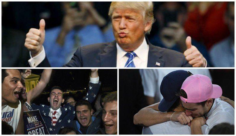 Новый президент США — Трамп. Почему социологи и политологи ошиблись в «диагнозе»?