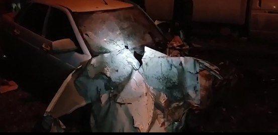 В результате «пьяного» ДТП в Чечне погибли восемь человек. ФОТО