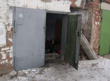 В Волгограде поймали гаражных разбойников