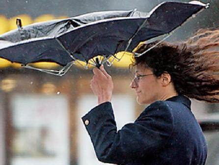 На Волгоград надвигается мощный циклон
