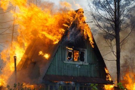 За прошедший день в области при пожарах погибло трое человек