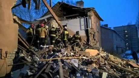 В Иваново взорвался газ: шесть человек погибли