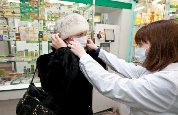 Эпидемию гриппа в стране ждут через пару недель